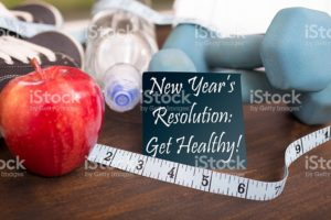 New Years Weight Loss Resolutions
